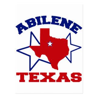 アビリン、テキサス州 ポストカード