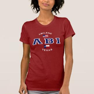 アビリン、テキサス州ABI Tシャツ