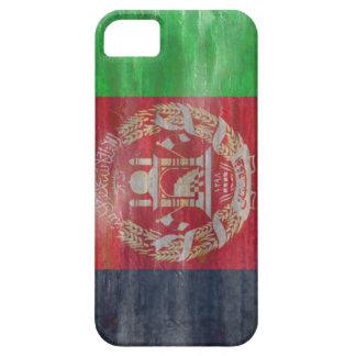アフガニスタンの動揺してな旗 iPhone SE/5/5s ケース