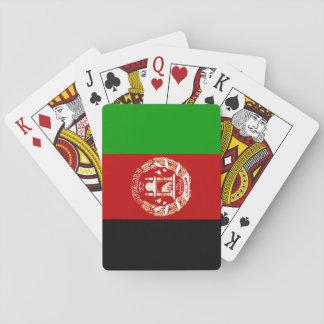アフガニスタンの国民の世界の旗 トランプ