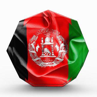 アフガニスタンの旗のアクリルの八角形賞 表彰盾