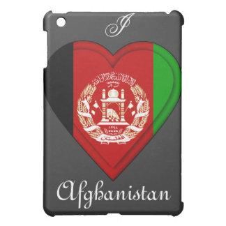 アフガニスタンの旗 iPad MINI カバー