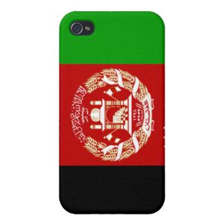 アフガニスタンの旗 iPhone 4 ケース