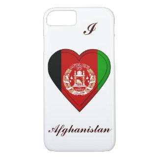 アフガニスタンの旗 iPhone 8/7ケース