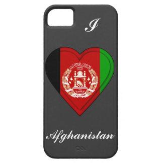 アフガニスタンの旗 iPhone SE/5/5s ケース