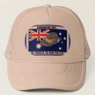 アフガニスタンの獣医の帽子2001- キャップ