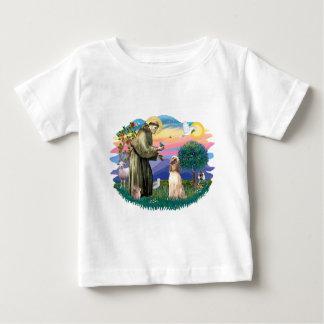 アフガンハウンド ベビーTシャツ