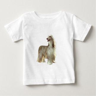 アフガンハウンド(b) -子鹿の地位 ベビーTシャツ