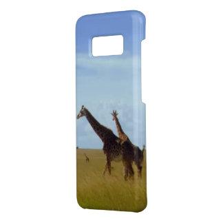 アフリカのサファリのキリン Case-Mate SAMSUNG GALAXY S8ケース