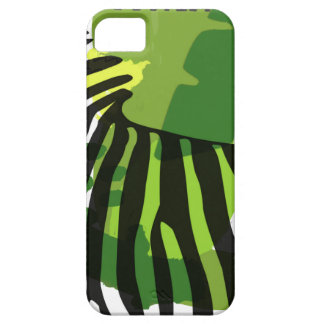 アフリカのシマウマ iPhone SE/5/5s ケース