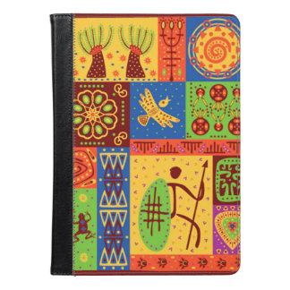 アフリカのスタイルの場合 iPad AIRケース