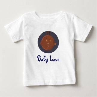 アフリカのベビー ベビーTシャツ