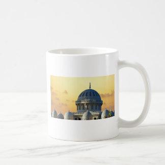 アフリカのモスク コーヒーマグカップ
