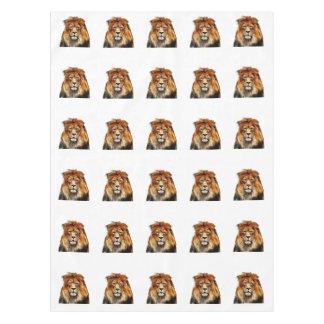 アフリカのライオン テーブルクロス