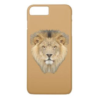 アフリカのライオン iPhone 8 PLUS/7 PLUSケース