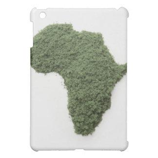 アフリカの地図は草の作りました iPad MINI カバー
