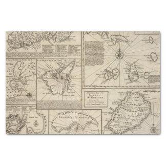 アフリカの島 薄葉紙
