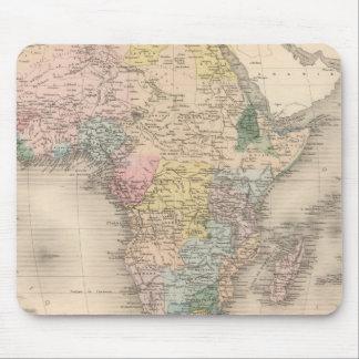 アフリカの政治 マウスパッド