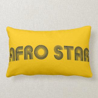 アフリカの星 ランバークッション