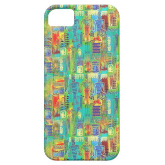 アフリカの生命 iPhone SE/5/5s ケース