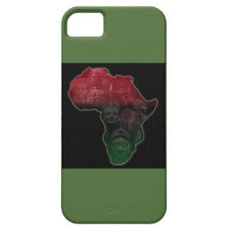 アフリカの皇族のiPhone 5sのやっとそこに場合 iPhone SE/5/5s ケース