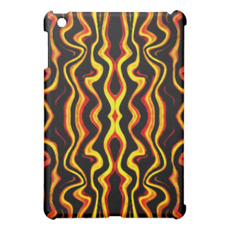 アフリカの種族のモチーフ iPad MINIカバー