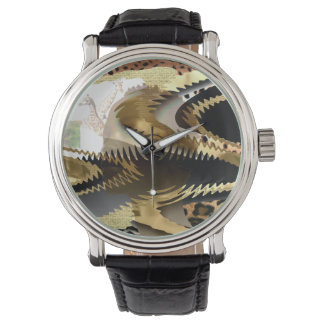 アフリカの美しい 腕時計