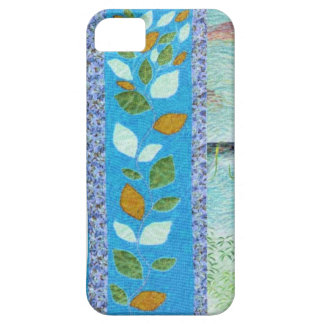 アフリカの花柄 iPhone SE/5/5s ケース