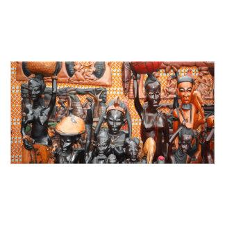 アフリカの芸術 カード