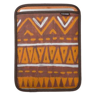アフリカの芸術 iPadスリーブ