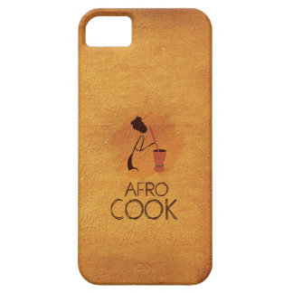 アフリカの調理師 iPhone SE/5/5s ケース