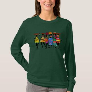 アフリカの饗宴 Tシャツ