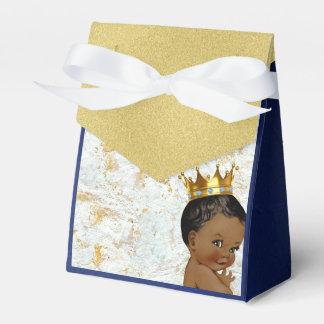 アフリカのRoyal王子のベビーシャワーの好意のテント箱 フェイバーボックス
