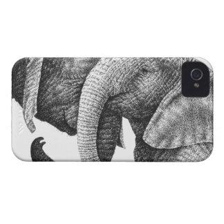 アフリカゾウの例 Case-Mate iPhone 4 ケース