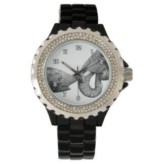 アフリカゾウの腕時計 腕時計