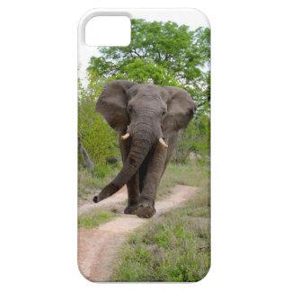アフリカゾウのiPhone 5の場合 iPhone SE/5/5s ケース