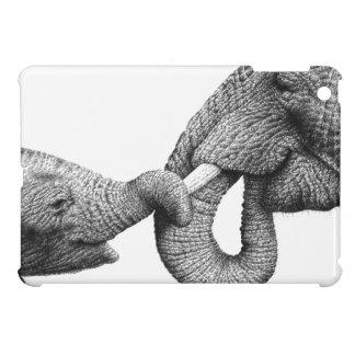 アフリカゾウ iPad MINI カバー