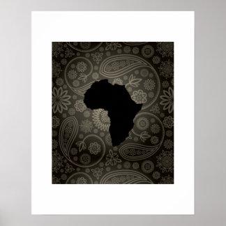 アフリカポスター ポスター