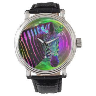 アフリカレトロの3の腕時計及び数字の選択 リストウオッチ