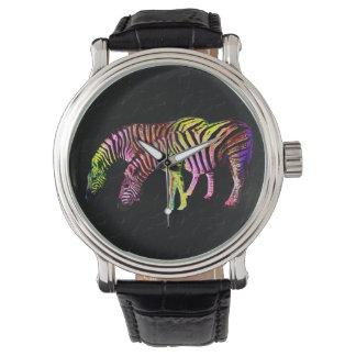 アフリカレトロの4の腕時計及び数字の選択 腕時計