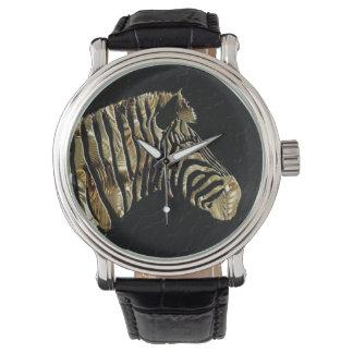 アフリカレトロの5の腕時計及び数字の選択 腕時計