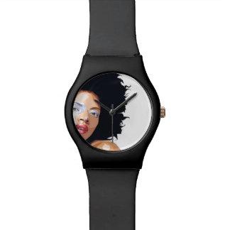 アフリカ中枢的な腕時計 リストウォッチ