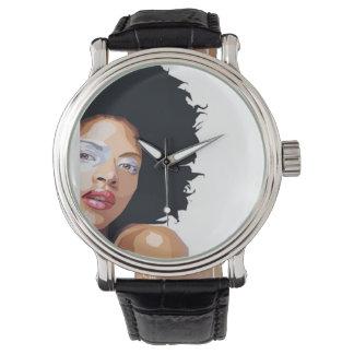 アフリカ中枢的な腕時計 腕時計