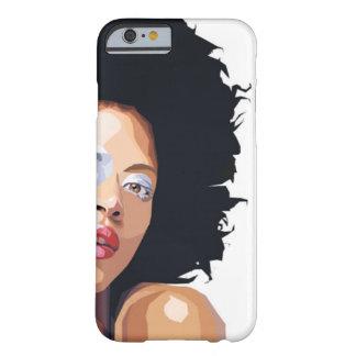 アフリカ中枢的なiPhone6ケース iPhone 6 ベアリーゼアケース