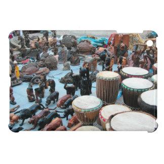 アフリカ人のドラム2 iPad MINI CASE