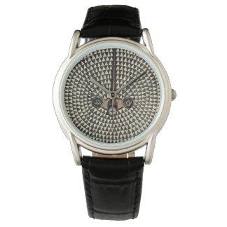 アフリカ人の日曜日のマスクの腕時計 腕時計