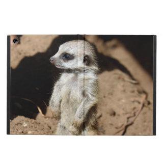 アフリカ人のMeerkatすばらしくかわいく甘い動物 iPad Airケース