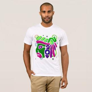 アフリカ人は天3Dを覆います Tシャツ