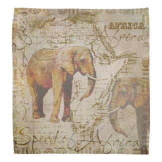 アフリカ人Elephants.jpg バンダナ