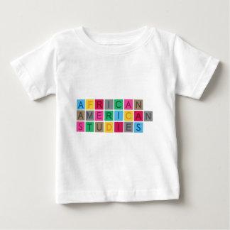 アフリカ系アメリカ人の勉強 ベビーTシャツ
